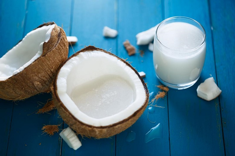 uses of coconut milk