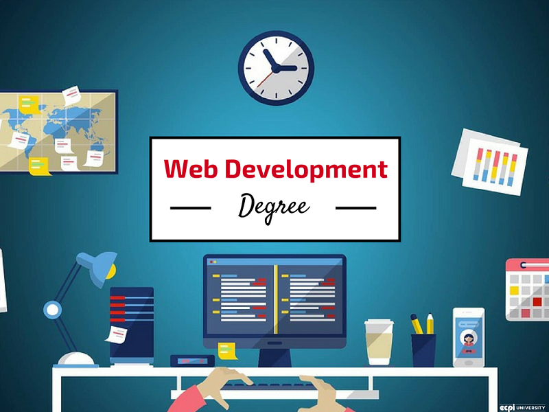 Degree in Web Development