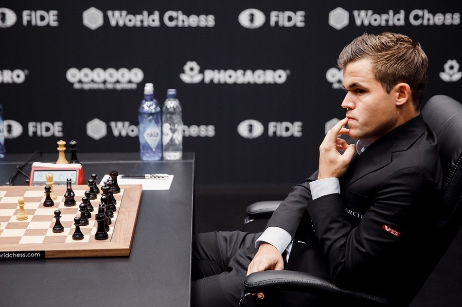 Magnus Carlsen net worth