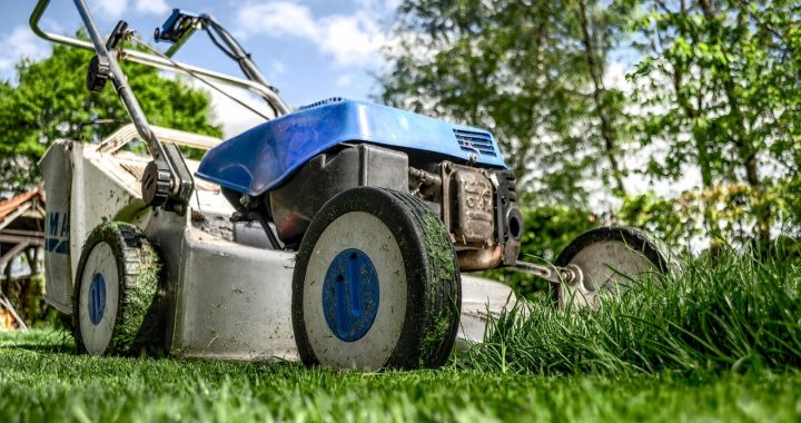 Avoid Mowing in The Sun