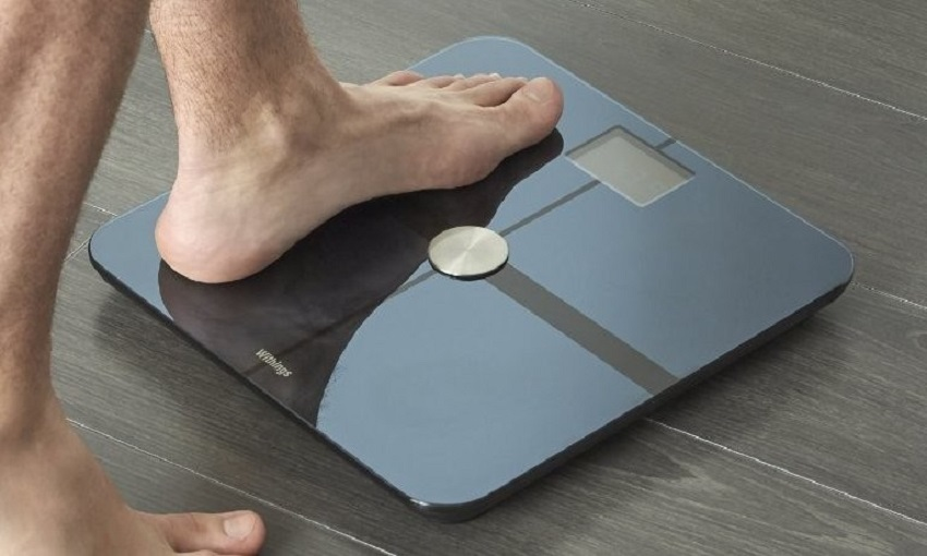 Right Bathroom Scale