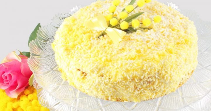 Mimosa cake: the easy recipe for a special dessert