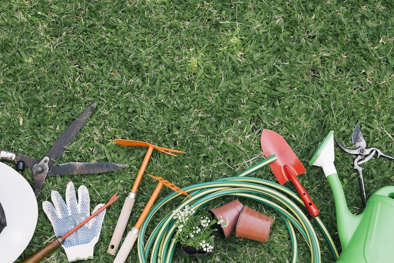 Basic tools for beginner gardeners
