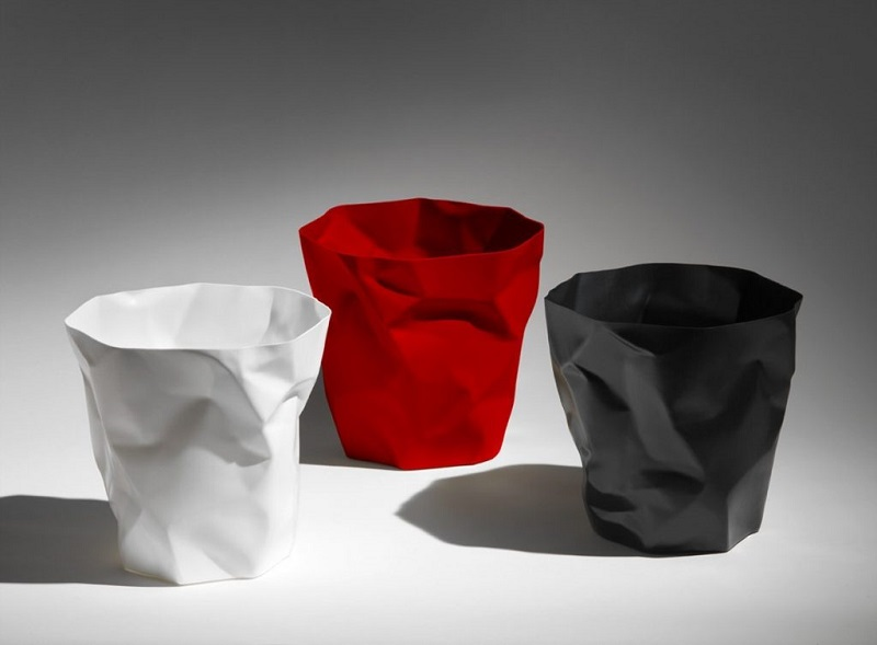 How to make paper trash bags