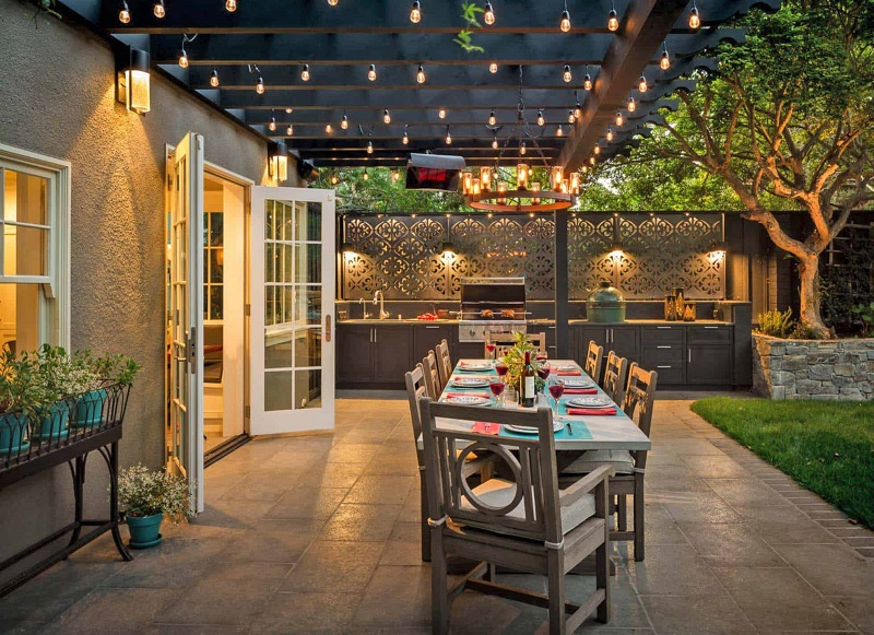 original ideas for entertaining outside this summer