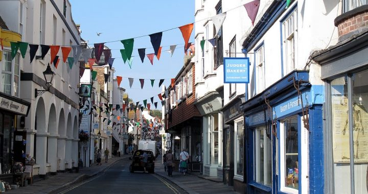 What Will the High Street Look Like Next Year2
