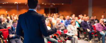Making the most of speaking at a business event2