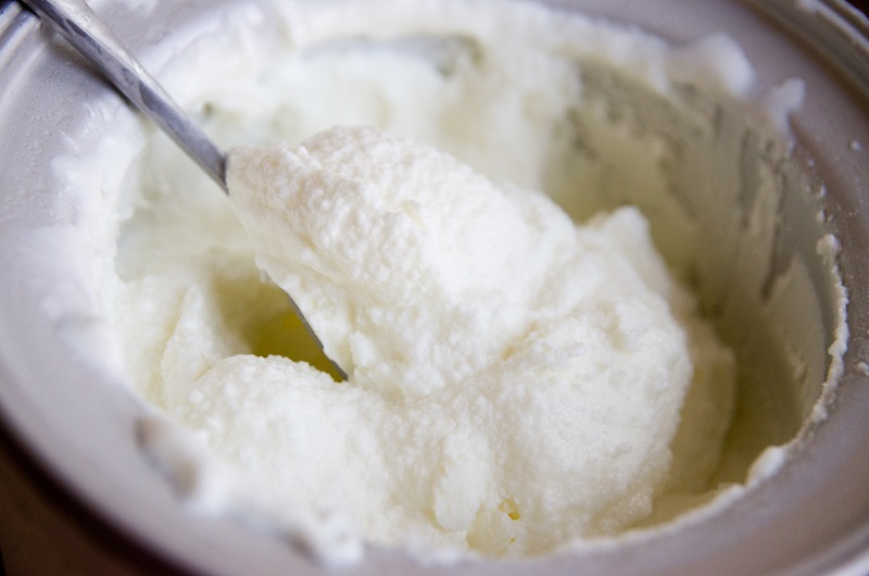 Can you freeze yogurt